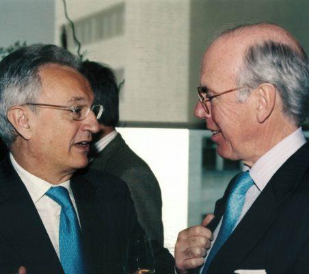 Ángel Durández y  Manuel de Olazábal