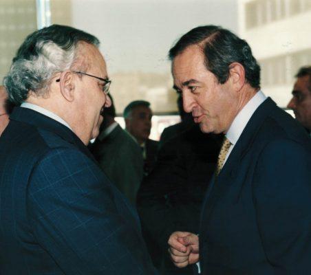 José Luis Sáenz de Miera y Carlos Boada