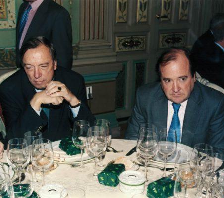 Carsten Moser y Juan Astorqui
