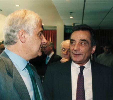 Alfonso Martínez de Irujo y Carlos Fernández Lerga