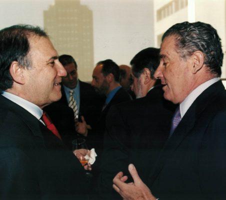 José María Vizcaíno y Manuel  Gasset