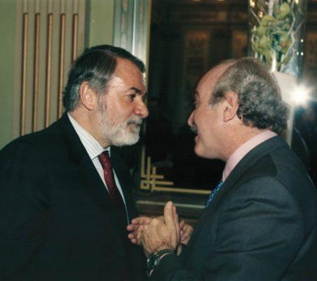 Jaime Mayor Oreja y Fernando Almansa