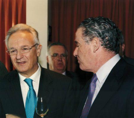 Ángel Durández y Manuel Gasset