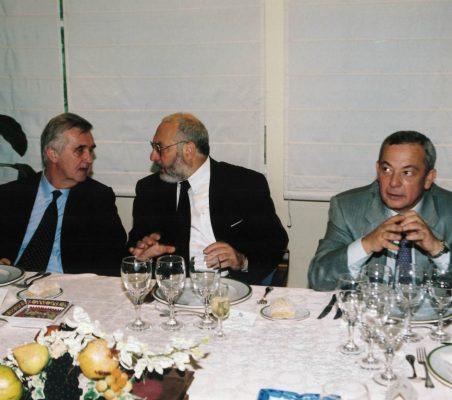 Almuerzo Joseph E. Stiglitz (14)