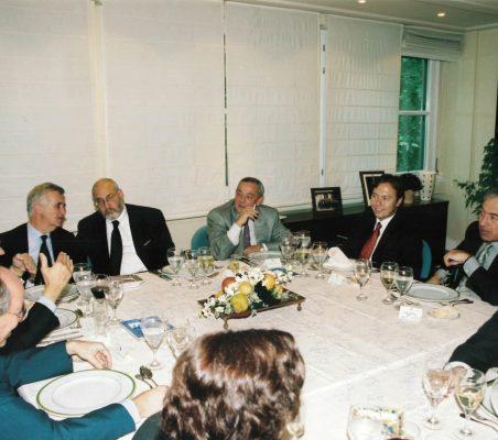 Almuerzo Joseph E. Stiglitz (18)