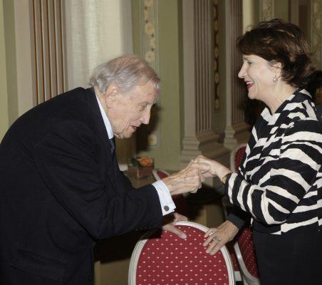 Pancho Pérez González y Asunción Valdés