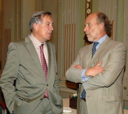 Carsten Moser y Felipe Fernández Atela