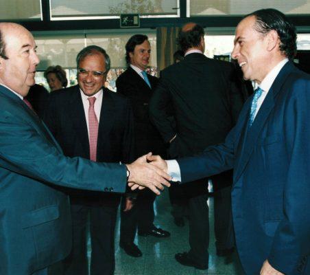 Salvador Martos Y Rodolfo Martín Villa