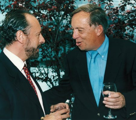 Luis Fraga y Carsten Moser