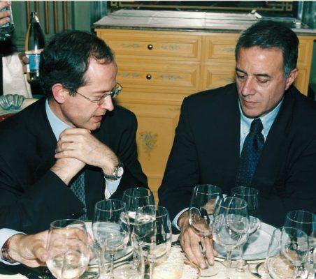 Tomás San Juan y Carlos Salas