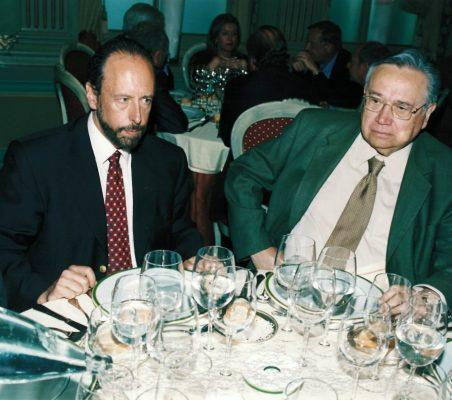 Luis Fraga y Embajador Enrique Krauss