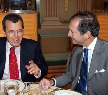 Santiago Martínez- Lage y Borja Baselga