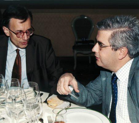 Thomas Meistre y Gonzalo Babé