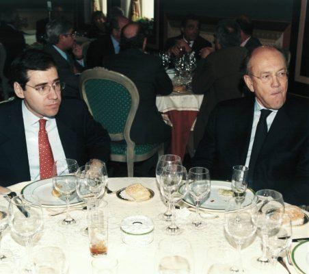 Ignacio Madridejos y Javier Ramiro