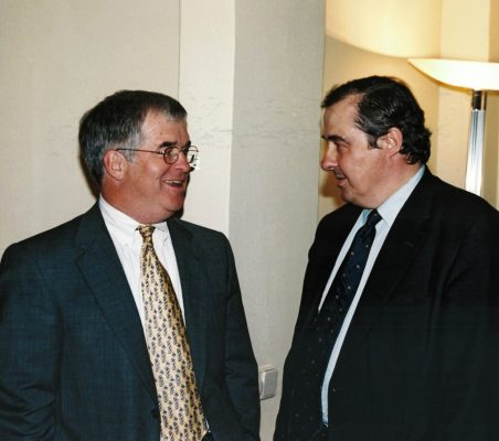 Mark Olson y Antonio Ortega