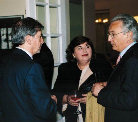 Almuerzo Orozco, Gil y Rubin (28)