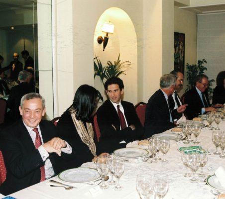 Almuerzo Orozco, Gil y Rubin (34)