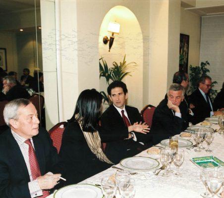 Almuerzo Orozco, Gil y Rubin (8)
