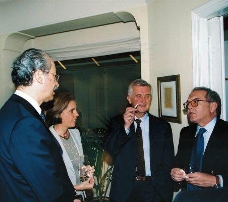Almuerzo Orozco, Gil y Rubin (9)