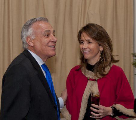 Antonio Gracia y Patricia Alfayate