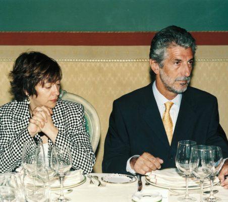 Ximena Gattas y Alfredo Noman