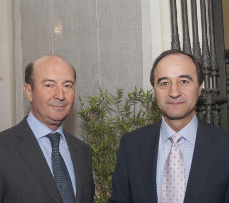 Miguel Iraburu y Jacinto López