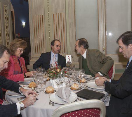 Almuerzo Peridis, Luca Tena y E. Ibáñez (7)