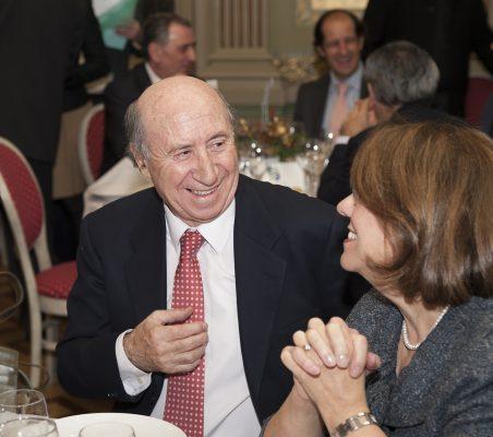 Péridis y Consuelo Luca de Tena