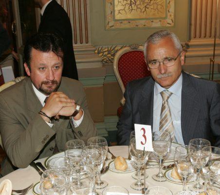 Álvaro del Pozo y José Eladio Seco