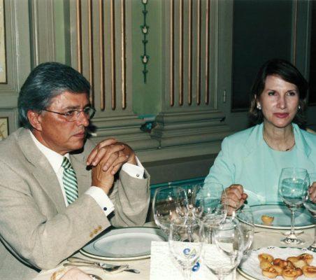 Carlos Moreira y Asunción Valdés