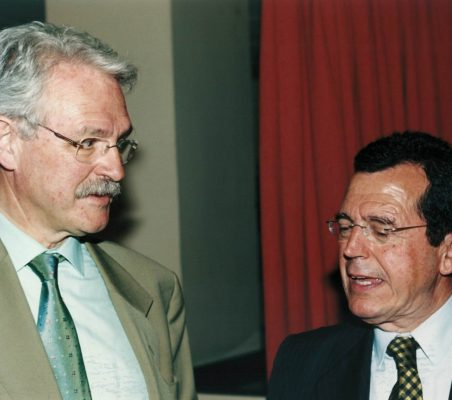 Amadeo Petitbó y Santiago Martínez Lage