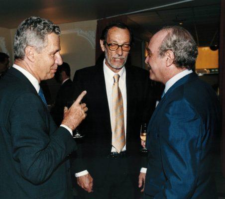 Jaime Carvajal y Urquijo, Emilio Cassinello y Fernando Almansa