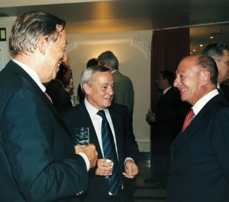 Carsten Moser, Carsten Moser y John Grimond