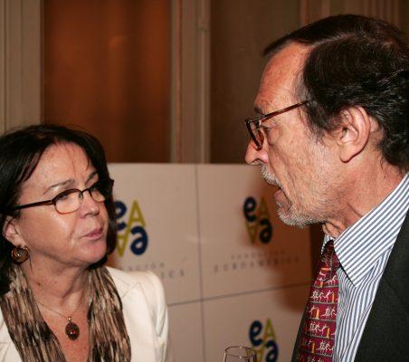 Rosa Conde y Emilio Cassinello
