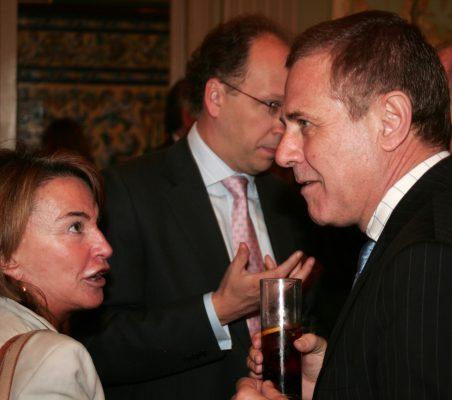 Luisa Peña y Ramón Reyes