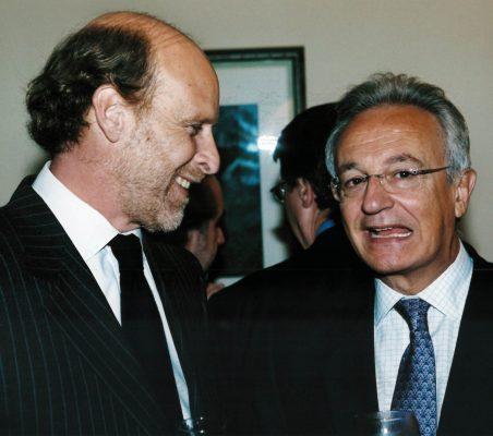 Felipe Fernández Atela y Ángel Durández