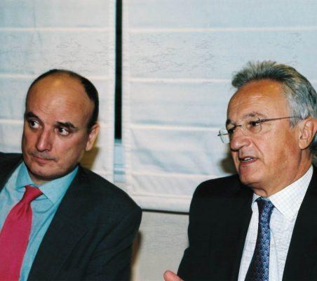 Ignacio Ruiz Jarabo y Ángel Durández