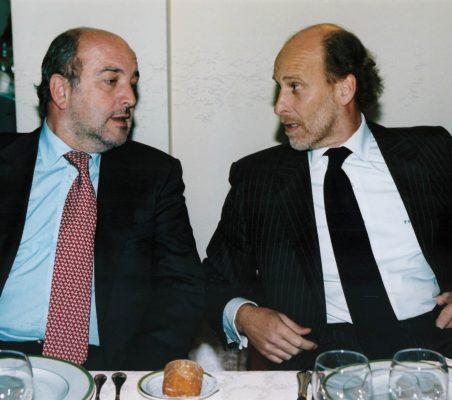Joaquín Almunia, Felipe Fernández Atela