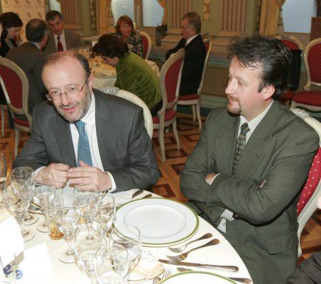 Fernando García Casas y Álvaro del Pozo