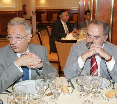 Ángel Duránedz e Ignacio de Polanco