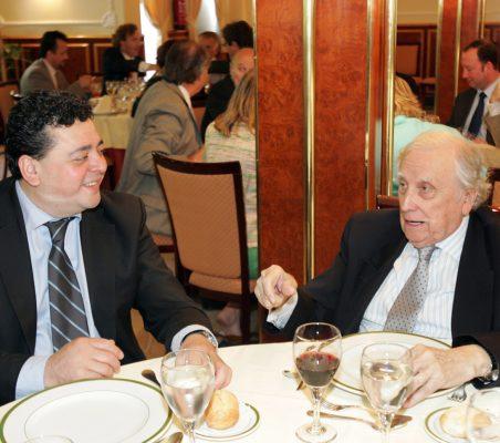 Rául Félix Díaz y Francisco Pérez
