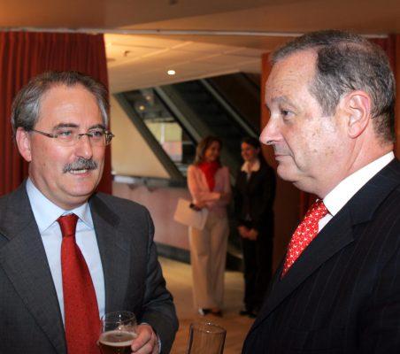 Francisco Fonseca y Víctor Moreno