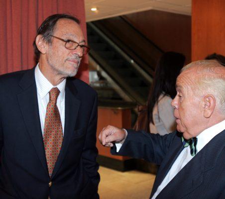 Emilio Cassinello y Luis Martí