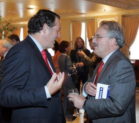 José María Michavila y Francisco Fonseca