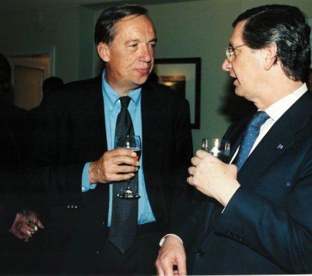 Carsten Moser y Carlos Pareja
