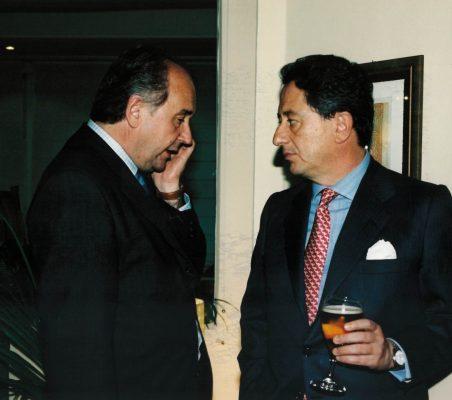Miguel Vergara y Javier Targhetta