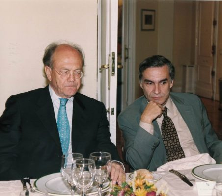 Almuerzo Zedillo y Kenneth Clark (6)
