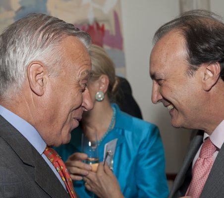 Antonio Gracia y Jesús Gracia Aldaz