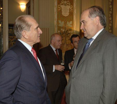 Bernard Jeux y Miguel Vergara