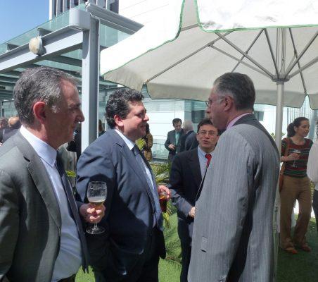 Justo Varona y Raúl Félix Díaz